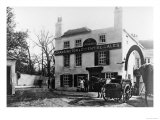 The Spaniards Inn  Hampstead Heath  London  19th Century