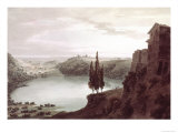 Lake Nemi  18th Century