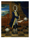 Francis Williams the Jamaican Mathematician and Poet  English c1745