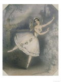 Carlotta Grisi in The Coralli  Perrot Ballet Giselle