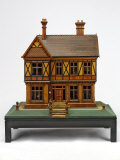 Doll's House  Queen Mary's Dolls' House  Liverpool  c1887