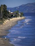 Butterfly Beach  Santa Barbara  California