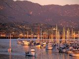 Harbor  Santa Barbara  California