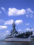 USS Alabama  Battleship Memorial Park  Mobile  Alabama