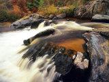 Big Falls  Eau Claire River  Wisconsin