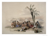 Abyssinian Slaves at Korti  Nubia
