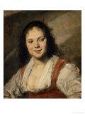 Gypsy Girl  c1628-30