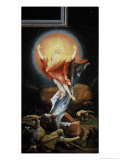 The Isenheim Altarpiece  Resurrection