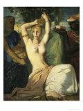 La Toilette D'Esther  c1841