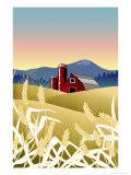 Country Wheat Farm
