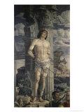 St Sebastian  c1480