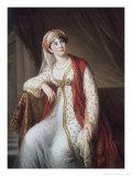 Portrait of the Opera Singer Grassini  c1805