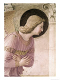 Detail of the Annunciation  no3  c1438-1445
