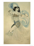 Dance of the Seven Veils  c1908