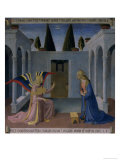 The Annunciation  Story of the Life of Christ