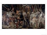 Battle of San Romano: the Counter Attack of Michelotto Da Contignola