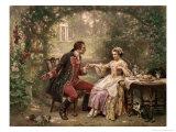 Washington's Courtship
