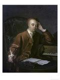 The Composer Handel