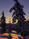 Sunrise Over Lake Tahoe  CA