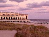 Dunes and Music Pier  Ocean City  NJ