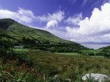 Landscape and Sky  Kerry  Ireland