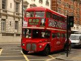 Double Decker Bus  London  England