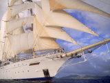 Star Clipper  4-Masted Sailing Ship