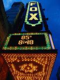 Fox Theater Entrance and Marquee  Atlanta  GA