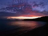 Bay at Sunset  Culebra  Puerto Rico
