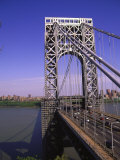 George Washington Bridge  NY