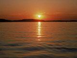 Sunset Over Lake Lanier  GA