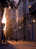 The Streets of Old Havana  Cuba