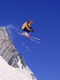 Skiing at Arapaho Basin  CO