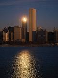 Skyline at Sunrise  Chicago