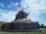 Iwo Jima Mem Statue  Arlington Natl Cemetery  VA