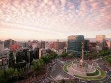 Monumento a La Independencia  Mexico City