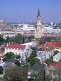 View of Historic District  Charleston  SC