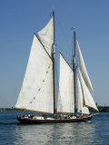 Tall Ship on the St Clair River  MI