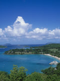 Caneel Bay  Virgin Islands National Park  St John