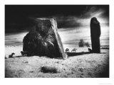 Standing Stones  Avebury  Wiltshire  England
