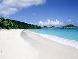 Trunk Bay Beach  St John