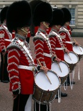 Famous  Changing of Guards  London