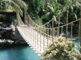 Rope Bridge  Acapulco  Mexico