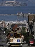 Cable CAr  Hyde Street  San Francisco  CA