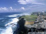 Castillo de San Cristobal Beach  Puerto Rico
