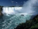 Horseshoe Falls  Niagara Falls  CAN