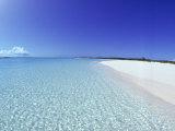 Bahamian Shoreline Papier Photo par Jan & Rhys Hanna