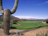 The Boulders Golf Course  Phoenix  AZ