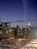 World Trade Center Memorial Lights  New York City