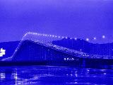 Bridge Connecting Macau to Mainland China